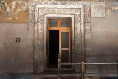 Ajanta, Cave 2, porch, main doorway